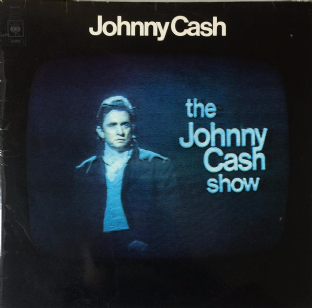 Johnny Cash - The Johnny Cash Show (LP) (G++/G)